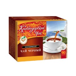 Krasnodar Black tea 90 tea bags