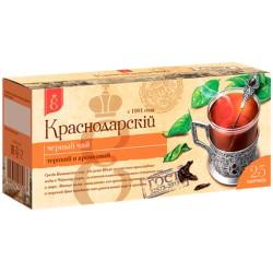 Krasnodar Classic Black tea 25 tea bags