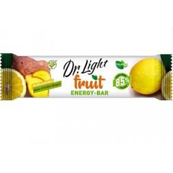 Dr.Light Fruit Energy Bar with lemon and ginger 30g
