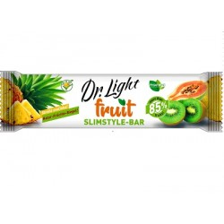 Dr.Light Fruit SLIMSTYLE Bar with tropical fruits 30g