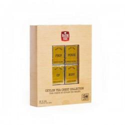 MCCOY TEAS Pyramid Chest коллекция черного чая 2гx16 пирамидки