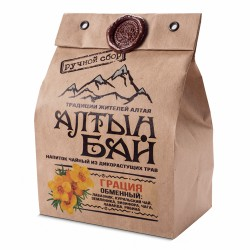 Altyn Bai tea drink from wild herbs GRACE slimming 100g