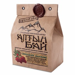 Altyn Bai tea drink from wild herbs FREE BREATHING anti-cold 100g