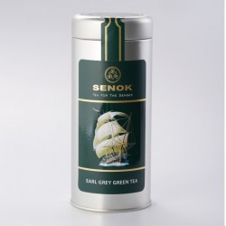 Senok Earl Grey Green Tea 100g