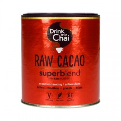 Drink Me Chai Raw Cacao Superblend kakao 80г