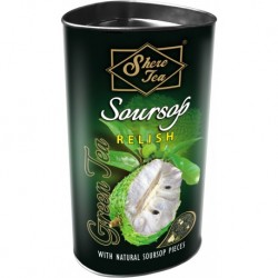 Shere Green Tea Soursop Relish 100g