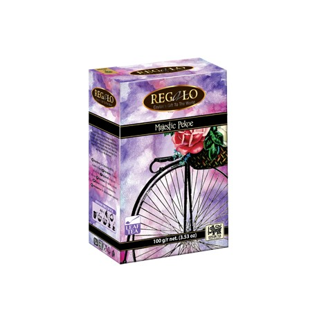 Regalo Majestic Pekoe Black tea 100g