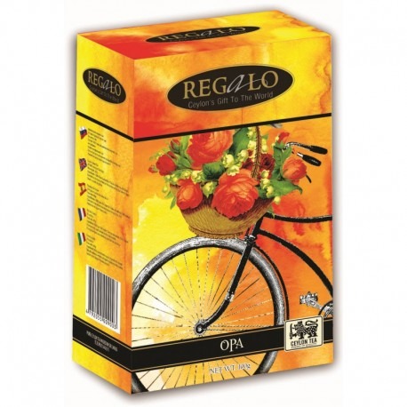 Regalo Golden OPA Black tea 100g