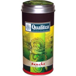 Qualitea Sencha заварной зеленый чай 100г