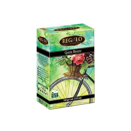 Regalo зеленый чай 100г