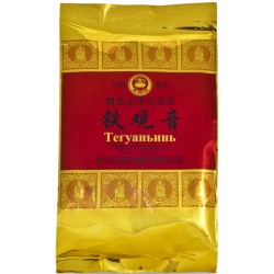 TIEGUANYIN oolong tēja ekskluzīva ķīniešu tēja uluns 125g