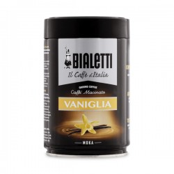 Flavored ground coffee Bialetti Moka Vanilla 250g