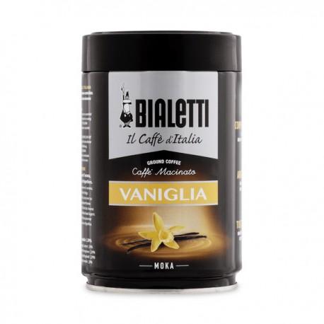 Flavored ground coffee Bialetti Moka Vanilla 250g