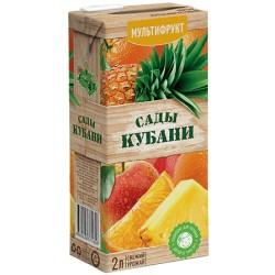 "Nectar multifruit ""Sadi Kubani"" 1L"