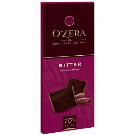 Сhocolate O`Zera Bitter 77,7 % 90g