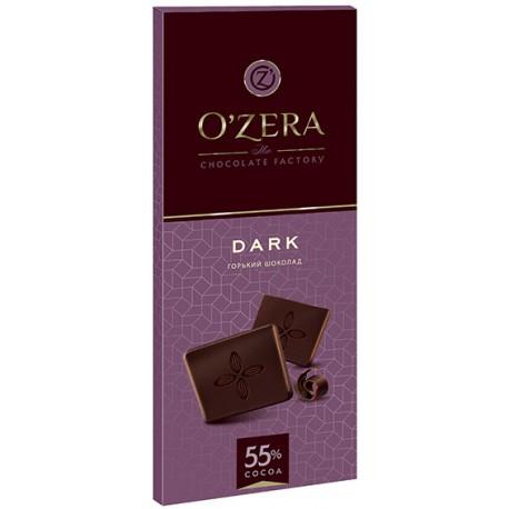 Сhocolate O`Zera Dark 55% cocoa 90g