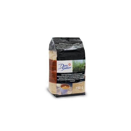 Brown sugar DAN SUKKER 750g