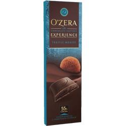 Шоколад O`Zera горький с трюфельной начинкой 93г
