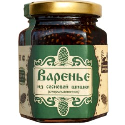 Варенье из сосновых шишек 250 г Сибирский Знахарь