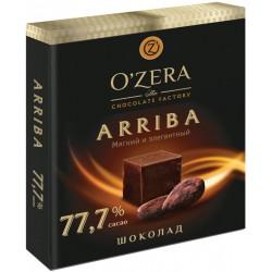 Шоколад O`Zera горький Arriba 77.7% какао 90г