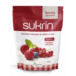 Sukrin, dabīgs saldinātājs, 500 g