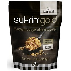 Sukrin Gold brown natural sweetener 500 g