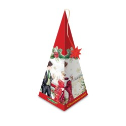 Liran Snow Fun Christmas Tree White tea collection 20 pyramids x 2 g