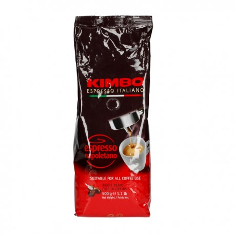 Coffee beans Kimbo Espresso Napolitano 500g