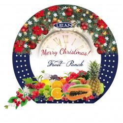 Liran Christmas Fruit Punch augļu tējas kolekcija maisiņos 20gab.x2g