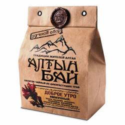 Altyn Bai tea drink from wild herbs GOOD MORNING immunity 100g