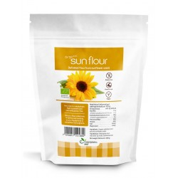 Sun Flour мука из семечек подсолнуха ECO, 400 г