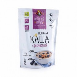 Flax porridge with milk thistle flour Oil King 300g