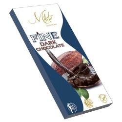 MILETE FINE темный шоколад с малтитолом 80г