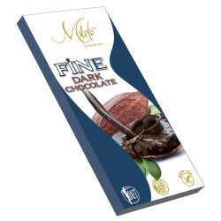 MILETE FINE tumšā šokolāde ar maltitolu 80g