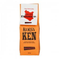 Caffenation KEN Kenya Nyeri Kiangundo AA coffee beans 250g