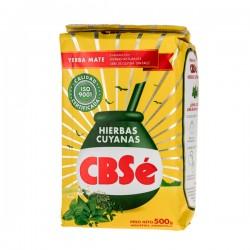 CBSe Hierbas Cuyanas - yerba mate 500g
