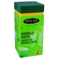 Regalo Regional Orange Pekoe Green Tea Dimbula plantation 200g