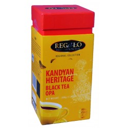 Regalo Regional OPA Black Tea Kandyan Heritage plantation 200g