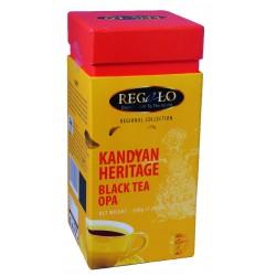 Regalo Regional OPA melna tēja Kandyan Heritage plantācija 200g