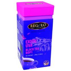 Regalo Regional BOP1 melna tēja Exotic UVA plantācija 200g