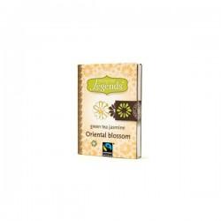 Legends Oriental Blossom зеленый чай с жасмином в пирамидке 2г