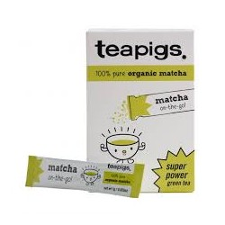 Teapigs Matcha organic 1 paciņa 1g