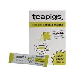 teapigs Matcha organic 1 пакет 1 г