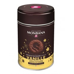 Monbana chocolate drink vanilla 250g