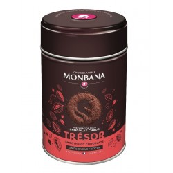 Monbana Tresor dark chocolate drink 250g