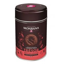 Monbana Tresor tumšās šokolādes dzēriens 250g
