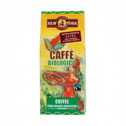 Ground coffee New York Biologico 250g