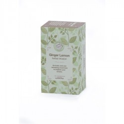 Vintage Teas Ginger Lemon Herbal Tea 15 teabags
