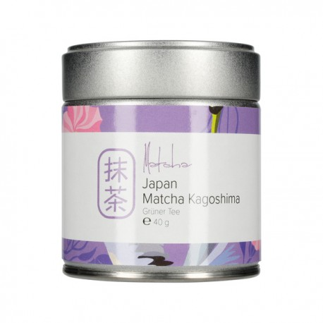 Mount Everest Tea - Japan Matcha Kagoshima 40g