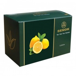 Senok Green Tea Lemon 2g x 20 pcs